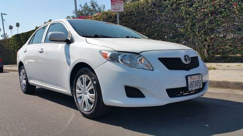 2010 Toyota Corolla for sale in Los Angeles, CA