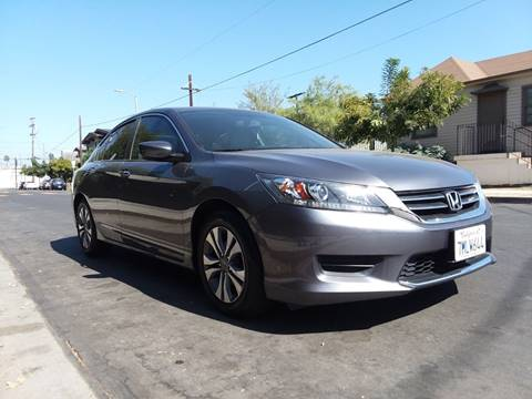 2015 Honda Accord for sale in Los Angeles, CA