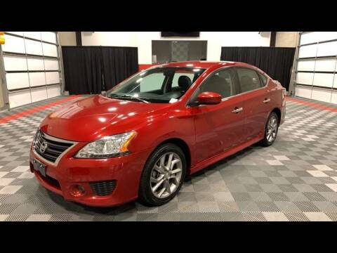 2013 Nissan Sentra for sale at AutoStars Motor Group in Yakima WA