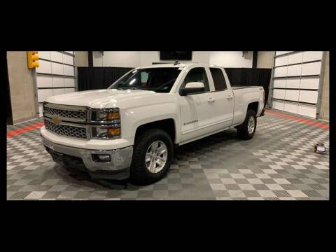 2015 Chevrolet Silverado 1500 for sale at AutoStars Motor Group in Yakima WA
