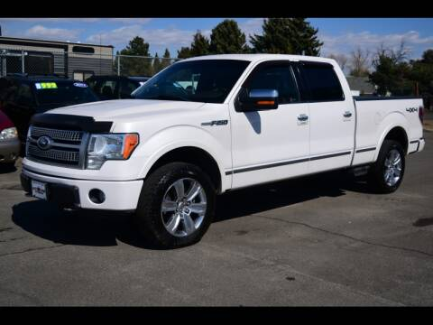 2010 Ford F-150 for sale at AutoStars Motor Group in Yakima WA