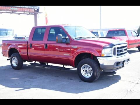 2003 Ford F-250 Super Duty for sale at AutoStars Motor Group in Yakima WA