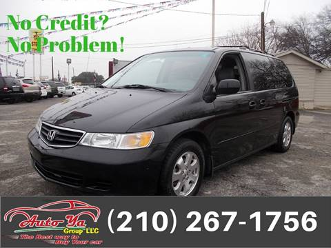 used 2004 honda odyssey for sale in texas. Black Bedroom Furniture Sets. Home Design Ideas