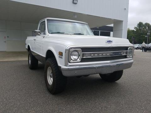 1970 Chevrolet Blazer for sale in Willimantic, CT