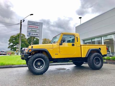 2003 Jeep Wrangler for sale in Willimantic, CT