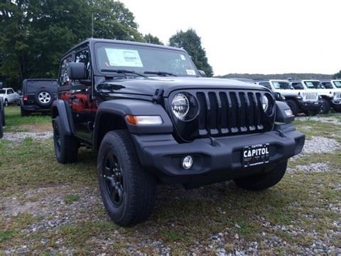 2018 Jeep Wrangler for sale in Willimantic, CT