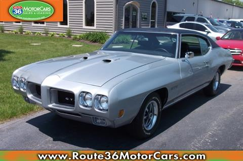 1970 Pontiac GTO for sale in Dublin, OH