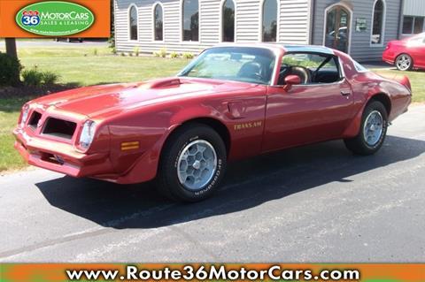 1976 Pontiac Firebird for sale in Dublin, OH