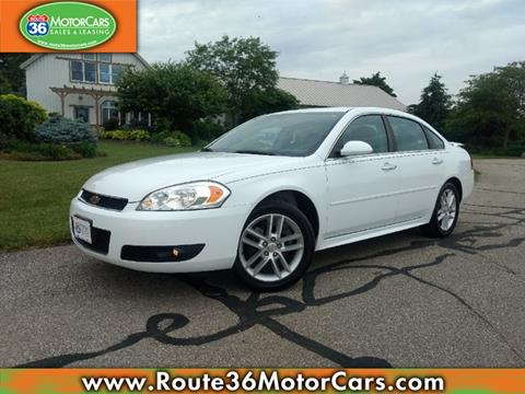 Chevrolet Impala For Sale In Dublin Oh Route 36 Motorcars