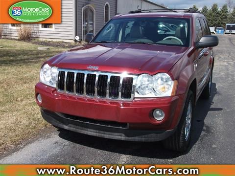 2007 Jeep Grand Cherokee for sale in Dublin, OH