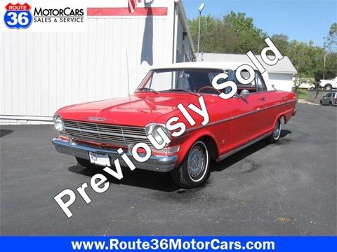 1962 Chevrolet Nova for sale in Dublin, OH