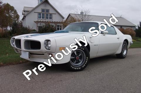 1972 Pontiac Firebird for sale in Dublin, OH