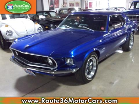 1969 Ford Mustang for sale in Dublin, OH