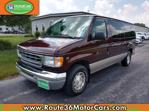 2001 Ford E-Series Wagon for sale in Dublin, OH