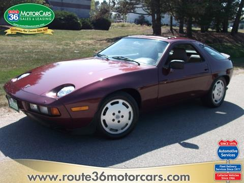 1984 Porsche 928 For Sale In Dublin Oh