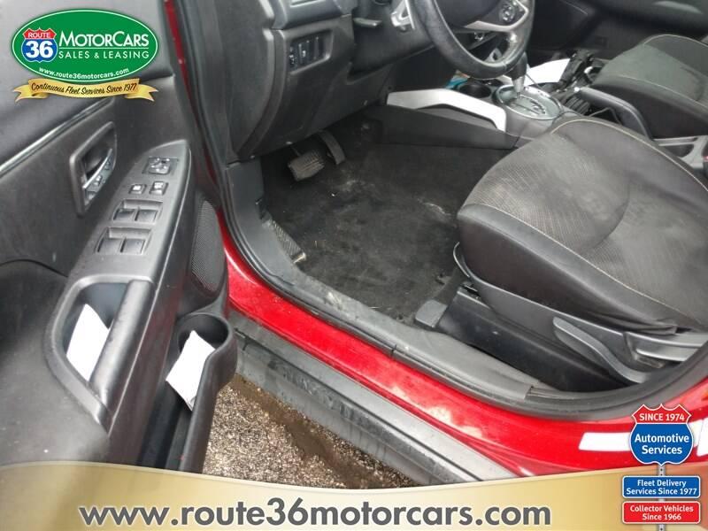2014 Mitsubishi Outlander Sport SE (image 10)