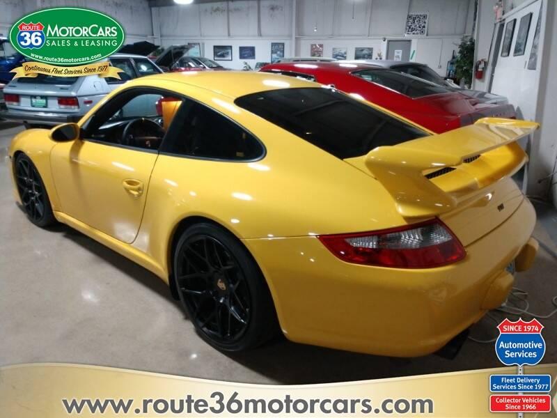 2007 Porsche 911 (image 4)