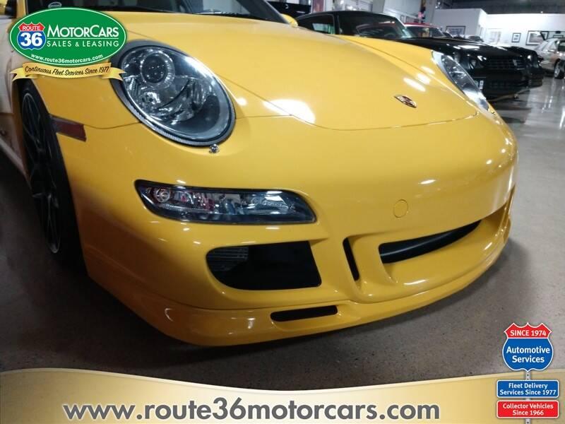 2007 Porsche 911 (image 17)
