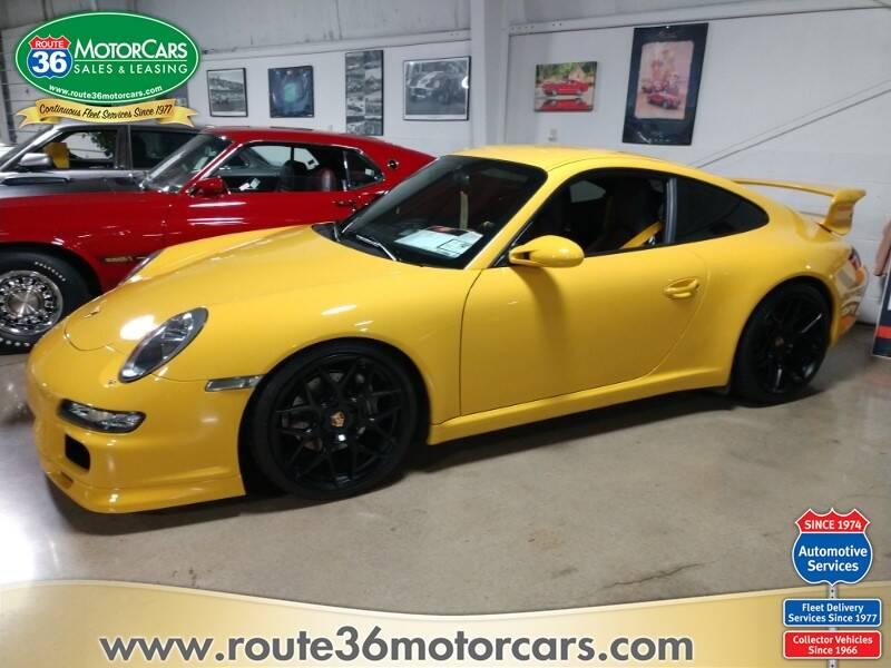 2007 Porsche 911 (image 3)