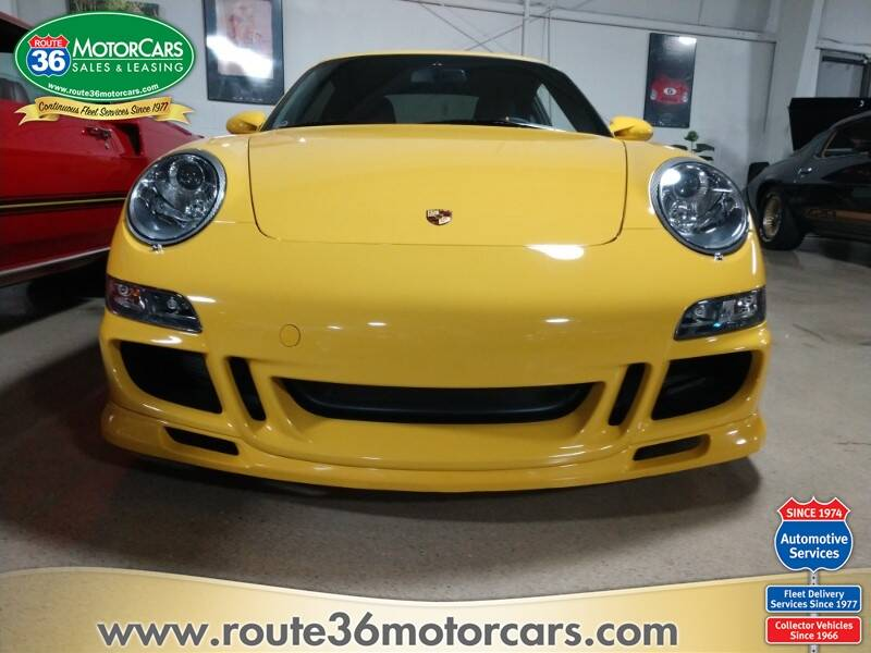 2007 Porsche 911 (image 2)