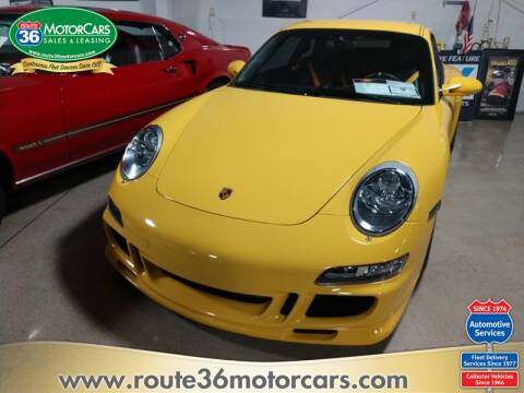 2007 Porsche 911 for sale at ROUTE 36 MOTORCARS in Dublin OH