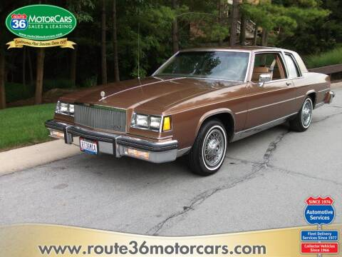 1985 Buick LeSabre Estate for sale at ROUTE 36 MOTORCARS in Dublin OH
