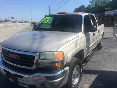 2005 GMC Sierra 2500HD for sale in Boaz, AL
