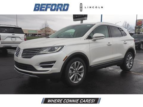 Lincoln Mkc For Sale >> 2018 Lincoln Mkc For Sale In Ohio Carsforsale Com