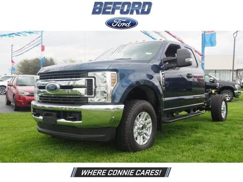2018 Ford F-350 Super Duty for sale in Washington Court House, OH