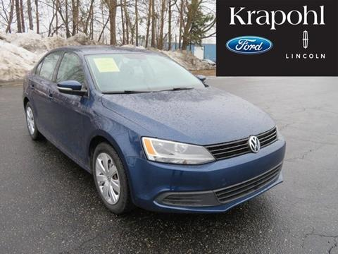 Volkswagen Mt Pleasant >> 2012 Volkswagen Jetta For Sale In Mount Pleasant Mi