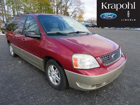 2004 Ford Freestar for sale in Mount Pleasant, MI