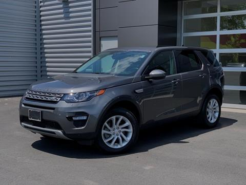 2016 Land Rover Discovery Sport for sale in Canton, CT