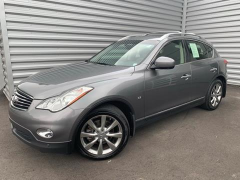 2014 Infiniti QX50 for sale in Canton, CT