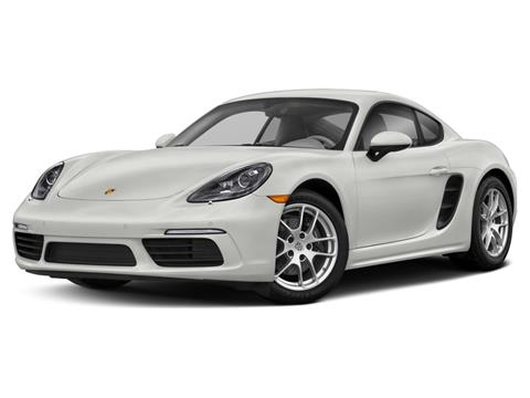 2017 Porsche 718 Cayman for sale in Canton, CT