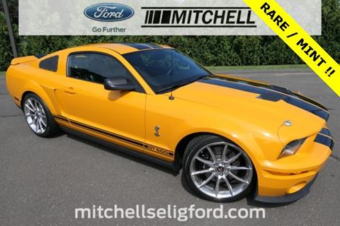 2008 Ford Shelby GT500 for sale in Canton, CT