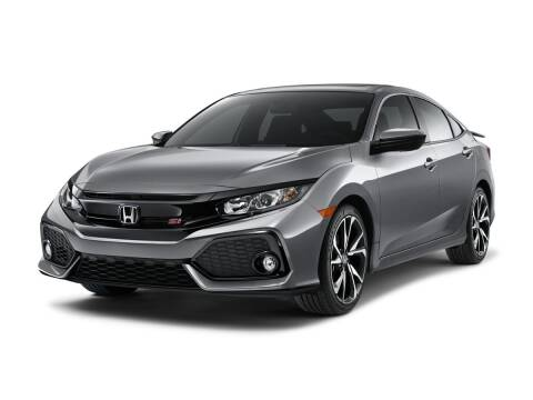 2017 Honda Civic Si for sale at Mitchell Volkswagen in Canton CT