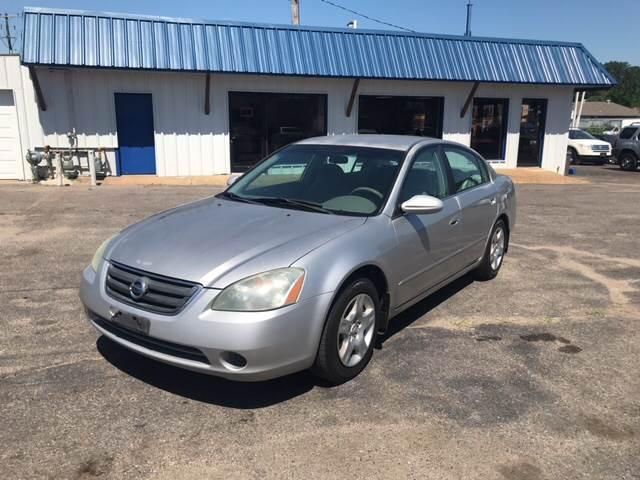2003 Nissan Altima For Sale At Memphis Auto Sales In Memphis TN