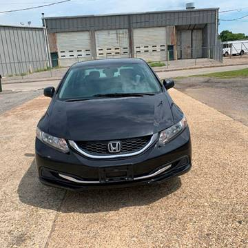 2013 Honda Civic for sale in Memphis, TN