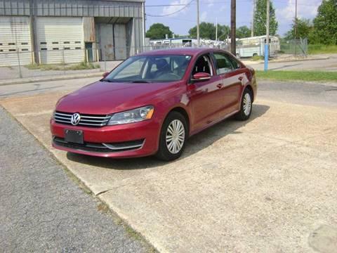 2015 Volkswagen Passat for sale at Memphis Auto Sales in Memphis TN