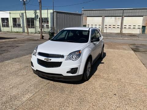 2013 Chevrolet Equinox for sale at Memphis Auto Sales in Memphis TN