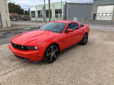 2011 Ford Mustang for sale at Memphis Auto Sales in Memphis TN