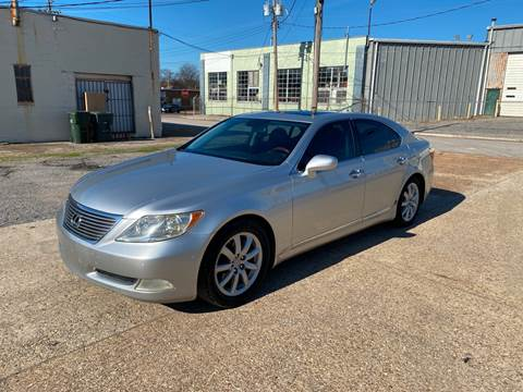2007 Lexus LS 460 for sale at Memphis Auto Sales in Memphis TN