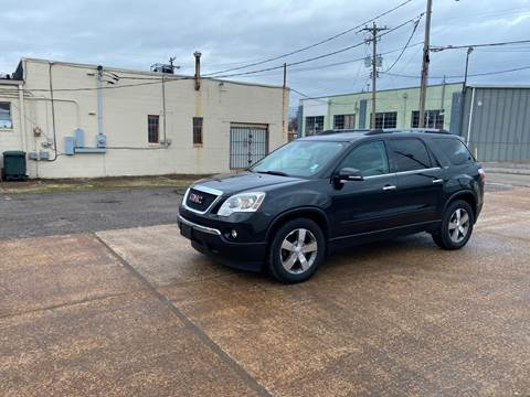 2012 GMC Acadia for sale at Memphis Auto Sales in Memphis TN