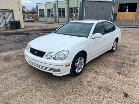 2000 Lexus GS 300 for sale at Memphis Auto Sales in Memphis TN