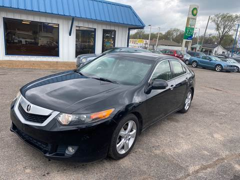2009 Acura TSX for sale at Memphis Auto Sales in Memphis TN