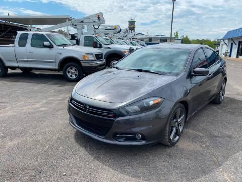 2015 Dodge Dart for sale at Memphis Auto Sales in Memphis TN