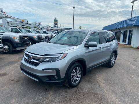 2019 Honda Pilot for sale at Memphis Auto Sales in Memphis TN