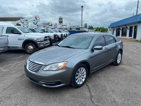 2011 Chrysler 200 for sale at Memphis Auto Sales in Memphis TN