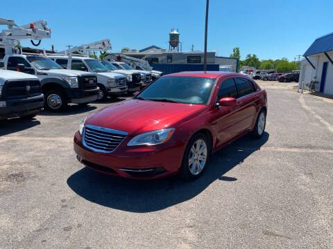 2012 Chrysler 200 for sale at Memphis Auto Sales in Memphis TN