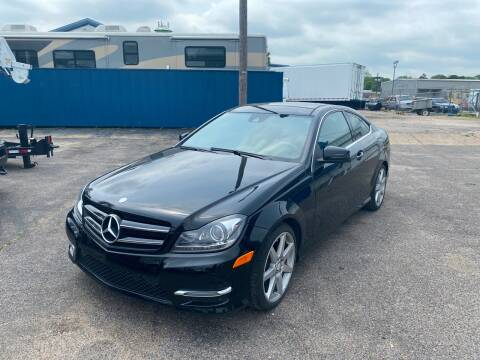2014 Mercedes-Benz C-Class for sale at Memphis Auto Sales in Memphis TN